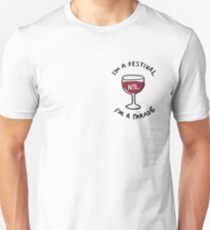 All the Wine - The National Unisex T-Shirt