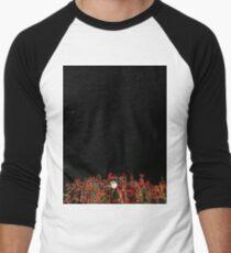Christmas fantasy  Men's Baseball ¾ T-Shirt