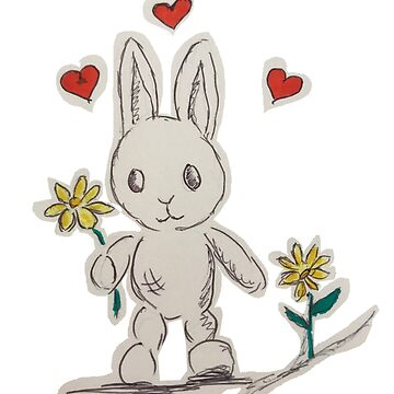 Love Rabbit by ShaplandArt