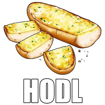 Garlic Bread - HODL by ghostfire
