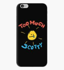 scotty sire too much retro iPhone Case