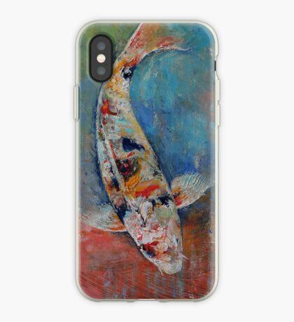 Japanese Koi iPhone Case