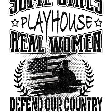 Women Veterans T shirt Real Women Defend our Country Tee by nohive