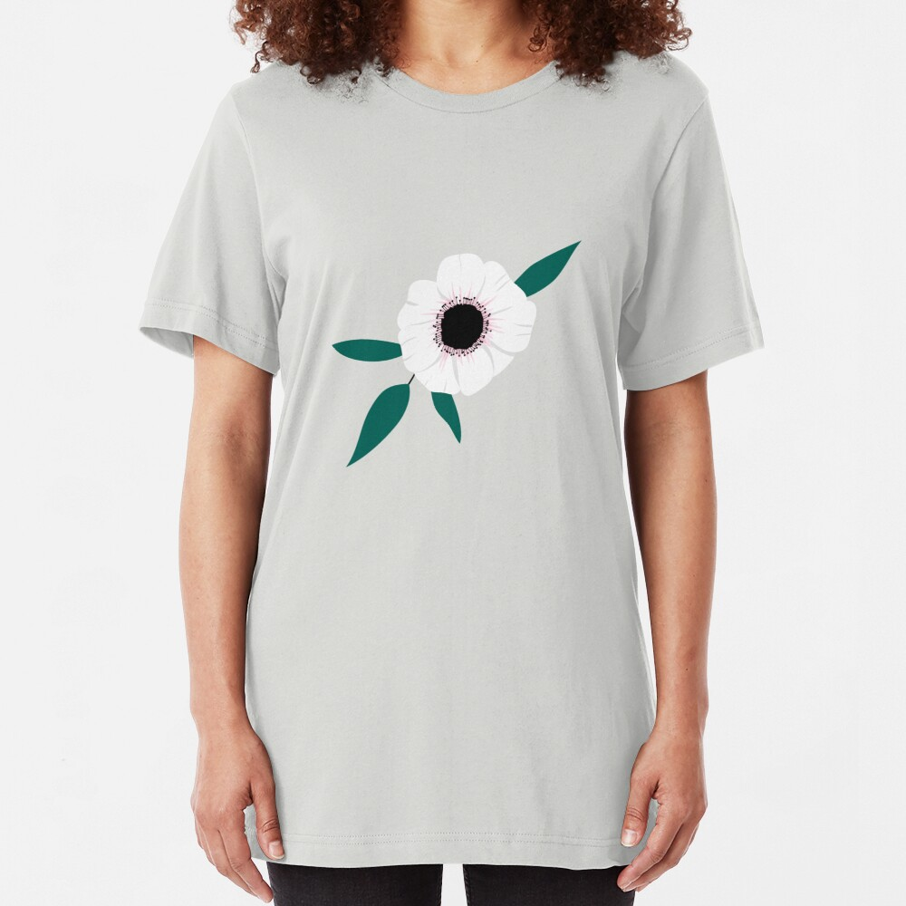 Anemone Slim Fit T-Shirt