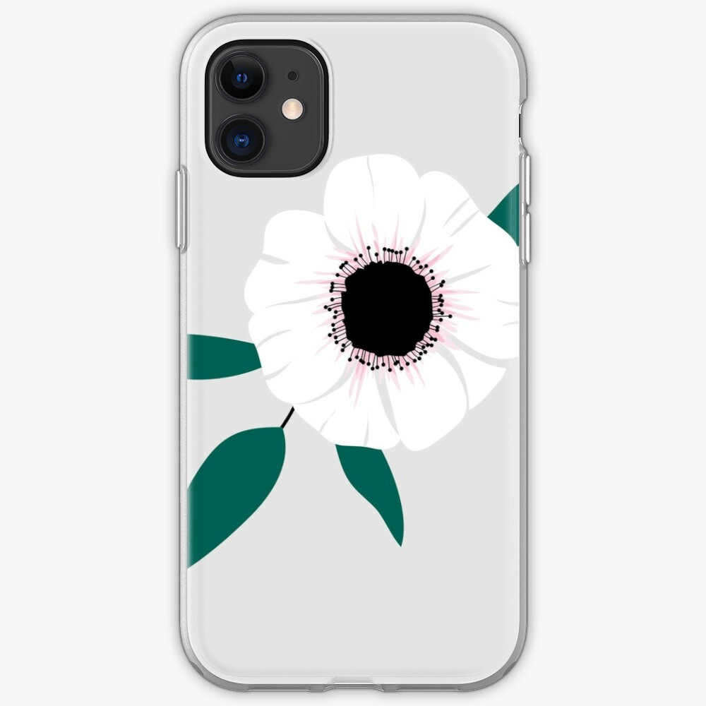 Anemone iPhone Soft Case