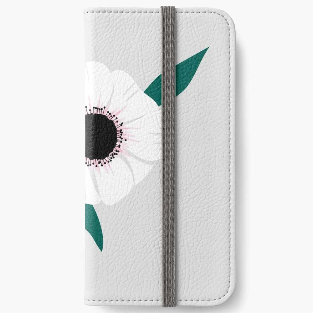 Anemone iPhone Wallet