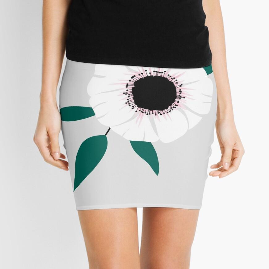 Anemone Mini Skirt