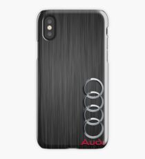 Audi Logo iPhone-Hülle & Cover
