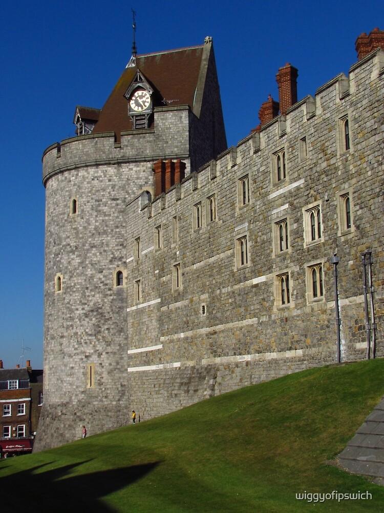 The Curfew Tower, Windsor by wiggyofipswich
