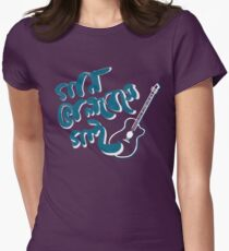 Music Lovers t-shirts  Women's Fitted T-Shirt