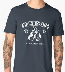 Girls Boxing Men's Premium T-Shirt
