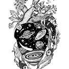 «Corazón del universo» de Ruta Dumalakaite