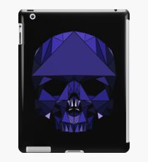 Crystal Skull (including tessellations) iPad Case/Skin