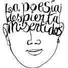 La poesía despierta mis sentidos by Chicho Lorenzo