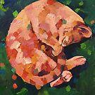 Marmalade Snug by Mellissa Read-Devine