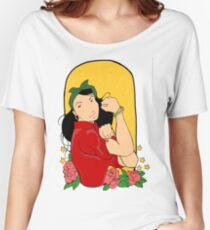 la mujier maravilla t-shirt Women's Relaxed Fit T-Shirt