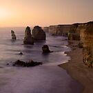 12 Apostles Sunset - Australia by Matt  Streatfeild