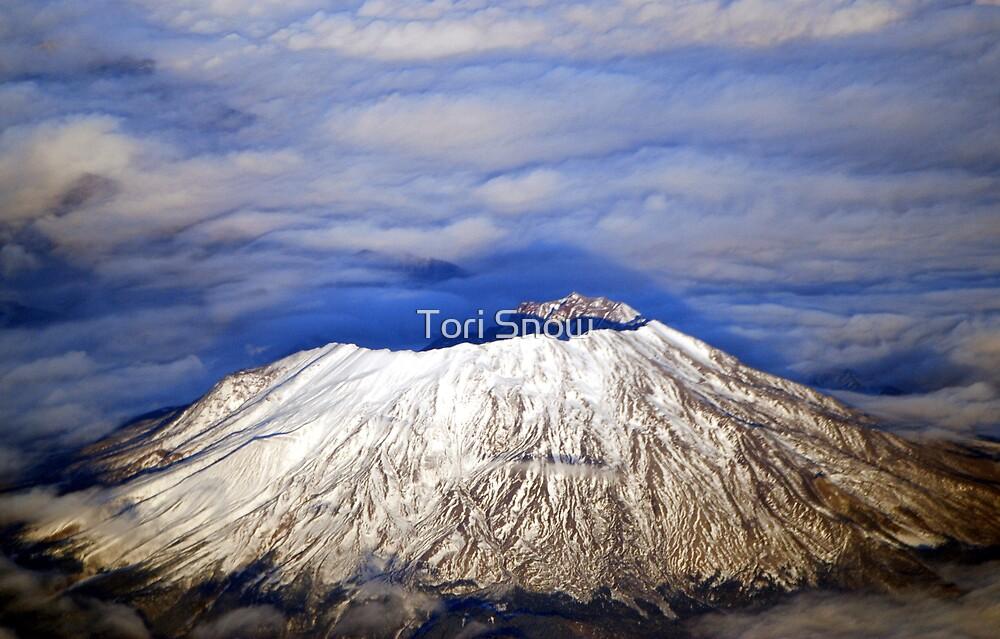 Mount Saint Helens by Tori Snow