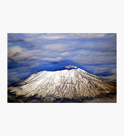 Mount Saint Helens Photographic Print
