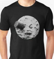 Reise zum Mond - Le Voyage dans la Lune Slim Fit T-Shirt