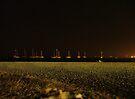 """night beach by Antonello Incagnone """"incant"""""""