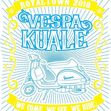 Royaltown Vespa Kuale by myfairx
