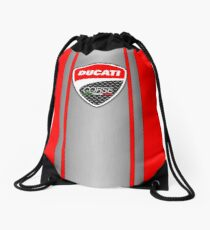 Ducati Corse Steel  Drawstring Bag