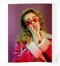 Kali Uchis - Kissy Face Poster