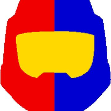 RvB helmet by veonsyl