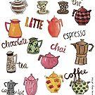Coffee by Anna by annahedeklint