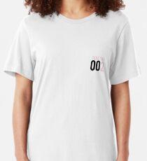 Zero Two -002 Slim Fit T-Shirt