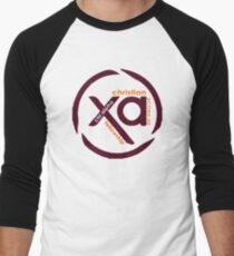 Chi Alpha Christian Fellowship @VT Men's Baseball ¾ T-Shirt