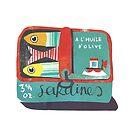 « Les Sardines » par Mireille  Marchand