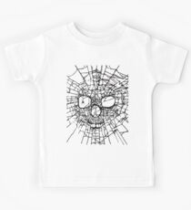 Scary Spider Kids Tee