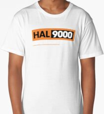 HAL 9000 - 2001 A Space Odyssey Long T-Shirt