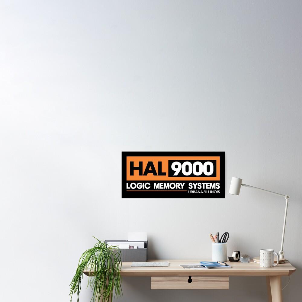 HAL 9000 - 2001 Eine Weltraum Odyssee Poster