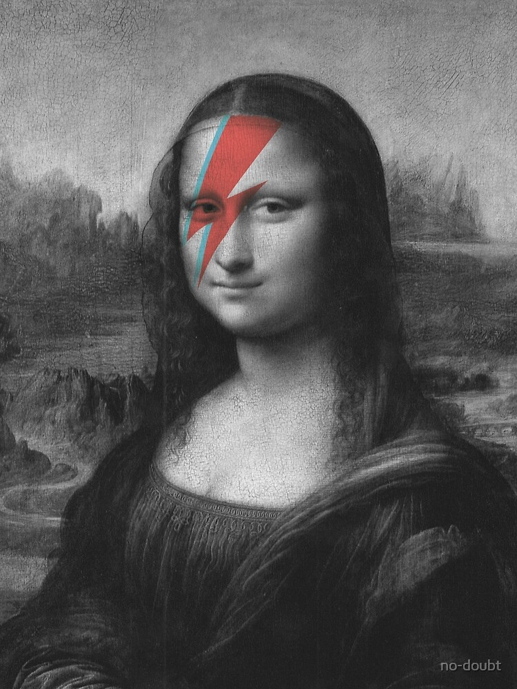 Mona Lisa by no-doubt