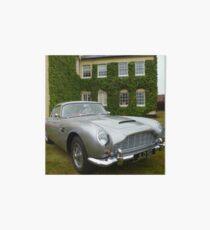 Aston Martin DB6 Art Board