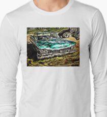 Road cruiser # 5 Long Sleeve T-Shirt