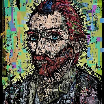 Vincent Van Gogh by brett66