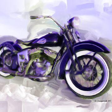 47' Harley by ezcat