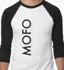 MoFo Men's Baseball ¾ T-Shirt