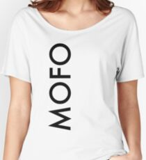 MoFo Women's Relaxed Fit T-Shirt