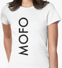 MoFo Women's Fitted T-Shirt