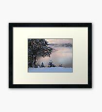 Water Colours 2 Framed Print