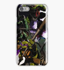 TMNT Colored iPhone Case/Skin