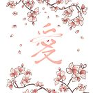Ten Miles Of Pink Peach Blossoms by fatfatin