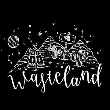 Wasteland by littleboegekaer