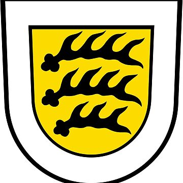 Tuttlingen coat of arms, Germany by PZAndrews