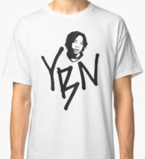 YBN Nahmir Merch Classic T-Shirt